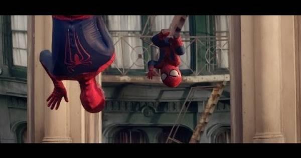 Nuevo comercial de Evian con bebé Spider-Man te va a encantar!
