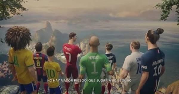 """Mira el increíble video animado de Nike """"El Juego Final"""""""