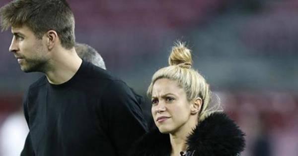 El descuido de Shakira en una foto íntima desata una guerra contra la mujer de Piqué