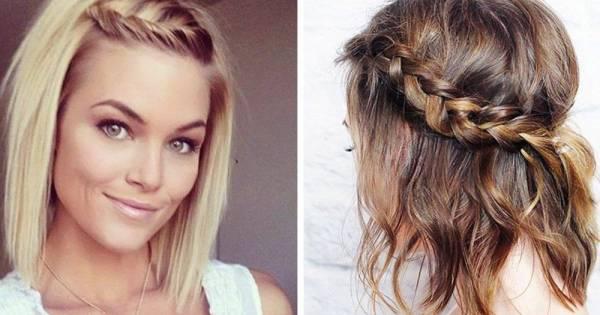 15 Increíbles peinados que las chicas de cabello corto amarán