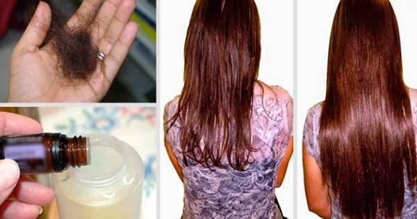 Champú casero para la pérdida de cabello