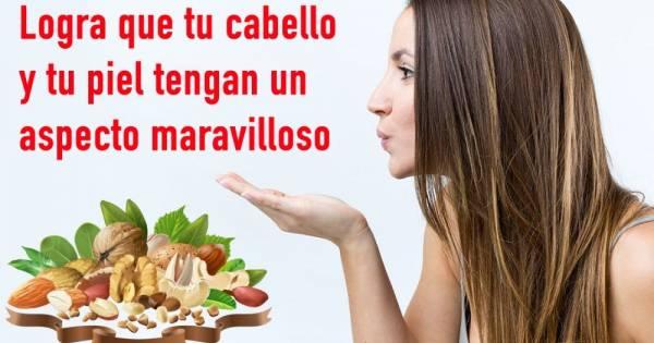 Descubre Todo Lo Que Esta Vitamina Hará Por Tu Piel Y Tu Cabello… Quedarás En Shock!!… Querrás Hacerlo Hoy mismo