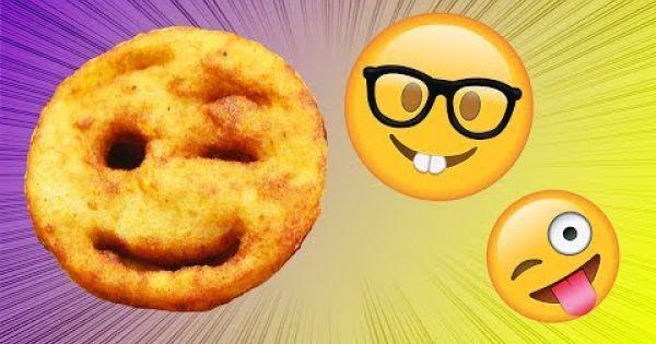 Emojis de papa que llevarán lo más divertido de los smartphones a tu plato