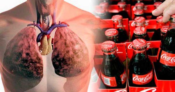 Antes de volver a consumir una coca cola tienes que saber que pasa en tu organismo 1 hr después de consumirla