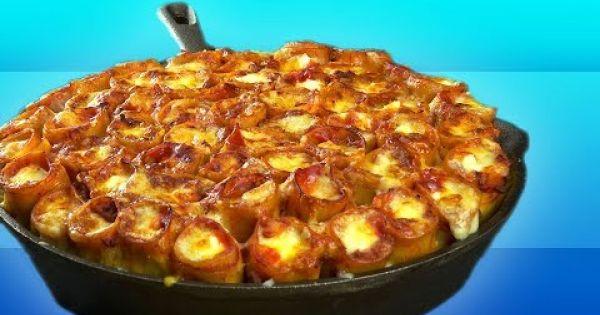 Rollitos de lasaña a la boloñesa: el plato perfecto para tu cena