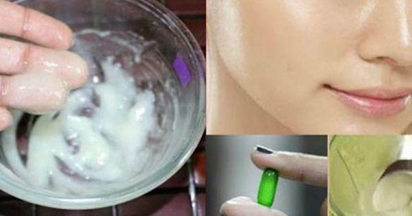 utilice este suero de vitamina e por 3 noches y tu piel brillará como un diamante.