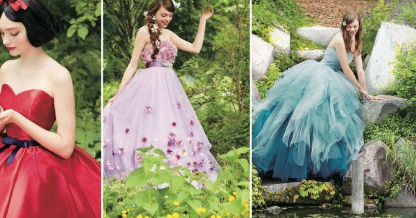 Vestidos inspirados en Disney; te convertirás en una princesa el día de tus XV años