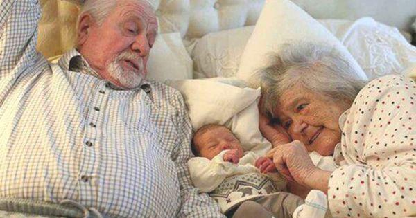 10 cosas que suceden cuando creces con tus abuelos a tu lado