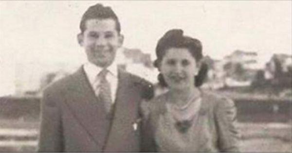 Tras 69 años casados, se acuestan juntos y fallecen. Pero cuando miran la mano del hombre no pueden contener las lágrimas.,.!!!